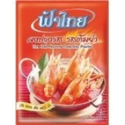 fa thai brand tom yam flavoured seasoning powder 80g.