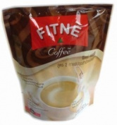 Fitne Diet Instant Coffee Plus Collagen Shape Slimming Weight Control 150 G. Made in Thailand