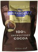 Ghirardelli Chocolate Unsweetened Cocoa Pouch, 240ml
