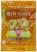 The Ginger People Gin Gins Ginger Spice Drops, 100ml