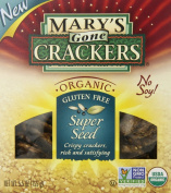 Mary's Gone Crackers Original Super Seed Crackers, 160ml