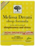 New Nordic Melissa Dream Sleep Formula 40 Tablets