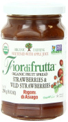 Rigoni Di Asiago Fiordifrutta Organic Fruit Spread, Strawberry, 260ml