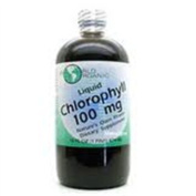 World Organics Liquid Chlorophyll 120ml