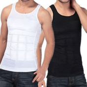 New Men Absorbent Underwear Body Shaper Belly Cincher Waist
