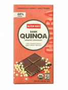 Alter Eco Dark Quinoa Organic Chocolate, 80ml bar