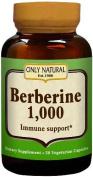 Only Natural Anti-Oxidant Veggie Capsules, Bebeerine 1000, 50 Count