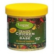 Vogue Cuisine Chicken Soup & Seasoning Base 120ml - All Natural, Reduced Sodium & Gluten-free