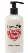 I Love... Mango & Papaya Moisturising Body Lotion 250ml