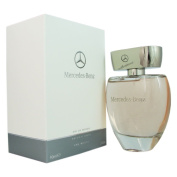 Mercedes Benz Eau de Parfum Spray for Women, 90ml