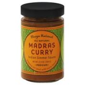 Maya Kaimal All Natural Indian Simmer Sauce - Madras Curry - 370ml