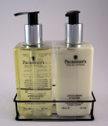 Pecksniff's Hand Wash & Lotion Duo Lemongrass & Ginger Set - 300ml each