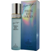 Elizabeth Taylor Sparkling White Diamonds Eau de Toilette Spray for Women, 100ml