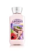 Bath & Body Works French Lavender & Honey Body Lotion 8 oz/236 mL