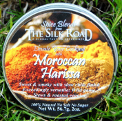 Moroccan Harissa from The Silk Road Restaurant