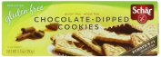 Schar Cookies, Chocolate Dipped, 160ml