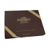Ghirardelli Ultimate Collection Chocolate Squares Premium Chocolate Assortment Gift Box