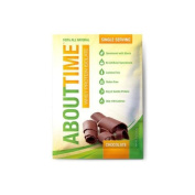 About Time Whey Protein Isolate 30ml Single Serve Package Chocolate