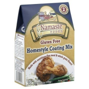 Homestyle Coating Mix-Gluten Free Namaste Foods 180ml Box