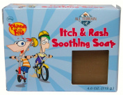 All Terrain Phineas and Ferb Natural Itch and Rash Soothing Soap, 120ml