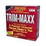 Body Breakthrough Trim-Maxx Herbal Dieter's Tea Cinnamon Stick - 70 Tea Bags, 150ml