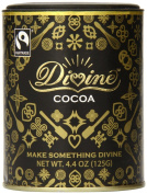 Divine Chocolate Cocoa Powder, 130ml