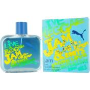 Puma Jam Eau de Toilette Spray for Men, 90ml
