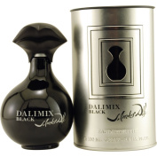 Salvador Dali Dalimix Black By Salvador Dali For Women Eau De Toilette Spray, 3.4-Ounce / 100 Ml