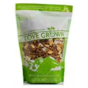 Love Grown Foods - Oat Clusters Toasted Granola Apple Walnut Delight - 350ml CLEARANCE PRICED