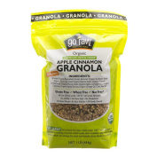Go Raw Organic Granola Gluten Free Apple Cinnamon -- 470ml