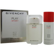 PLAY SPORT by Givenchy SET-EDT SPRAY 100ml & DEODORANT SPRAY 150ml