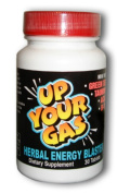 HOT STUFF NUTRITIONALS UP YOUR GAS MA HUANG FREE 30TB, 0.131 Bottle