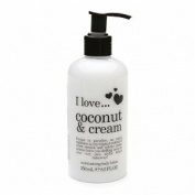 I Love Coconut & Cream Lotion 250ml