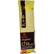 Hakubaku Organic Cha Soba Green Tea Noodles -- 210ml