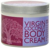 Planet Botanicals Body Cream, Virgin Coconut, 120ml