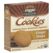 Mary's Gone Crackers Love Cookies Ginger Snaps -- 160ml