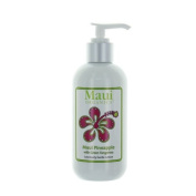 Maui Organics Plumeria Passions Tropical Lotion 250ml