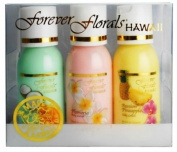 Hawaii Forever Florals Body Lotion Petite Sampler