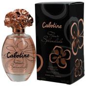 Parfums Gres Cabotine Fleur Splendide Eau de Toilette Spray, 100ml