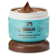 Zermat Chocolate Spa Exfoliating Body Maks 210ml, Mascarilla Corporal Exfoliante 200gr