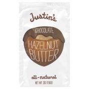 Justin's Nut Butter - Hazelnut Butter Squeeze Pack Chocolate - 35ml