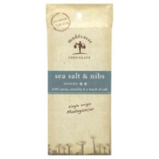 Madecasse - Chocolate Bar Sea Salt & Nibs 63% Cocoa