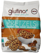 Glutino Pretzels Gluten Free Honey Mustard -- 180ml