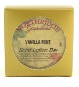 Northridge Gardens Vanilla Mint Solid Lotion Bar 30ml