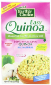 Nature's Earthly Choice All Natural Easy Quinoa, Roasted Garlic and Olive Oil, 140ml