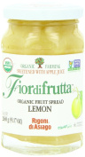 [FFP] Rigoni Di Asiago Fiordifrutta Organic Fruit Spread, Lemon, 270ml
