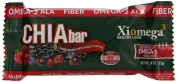 Xiomega3 Mixed Bar, Berry Chia, 6 Count