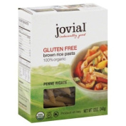 Jovial Organic Brown Rice Penne Rigate