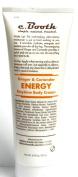 C.booth Ginger & Coriander Energy Daytime Body Cream 240ml