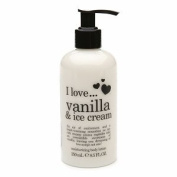 I love... Moisturising Body Lotion Vanilla & Ice Cream 250 ml/ 8.5 fl oz